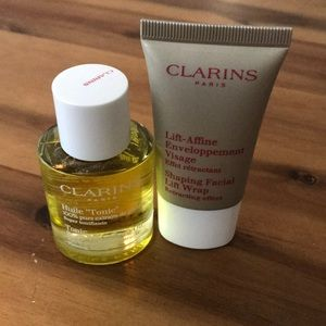 Clarins Tonic & Facial Lift Wrap